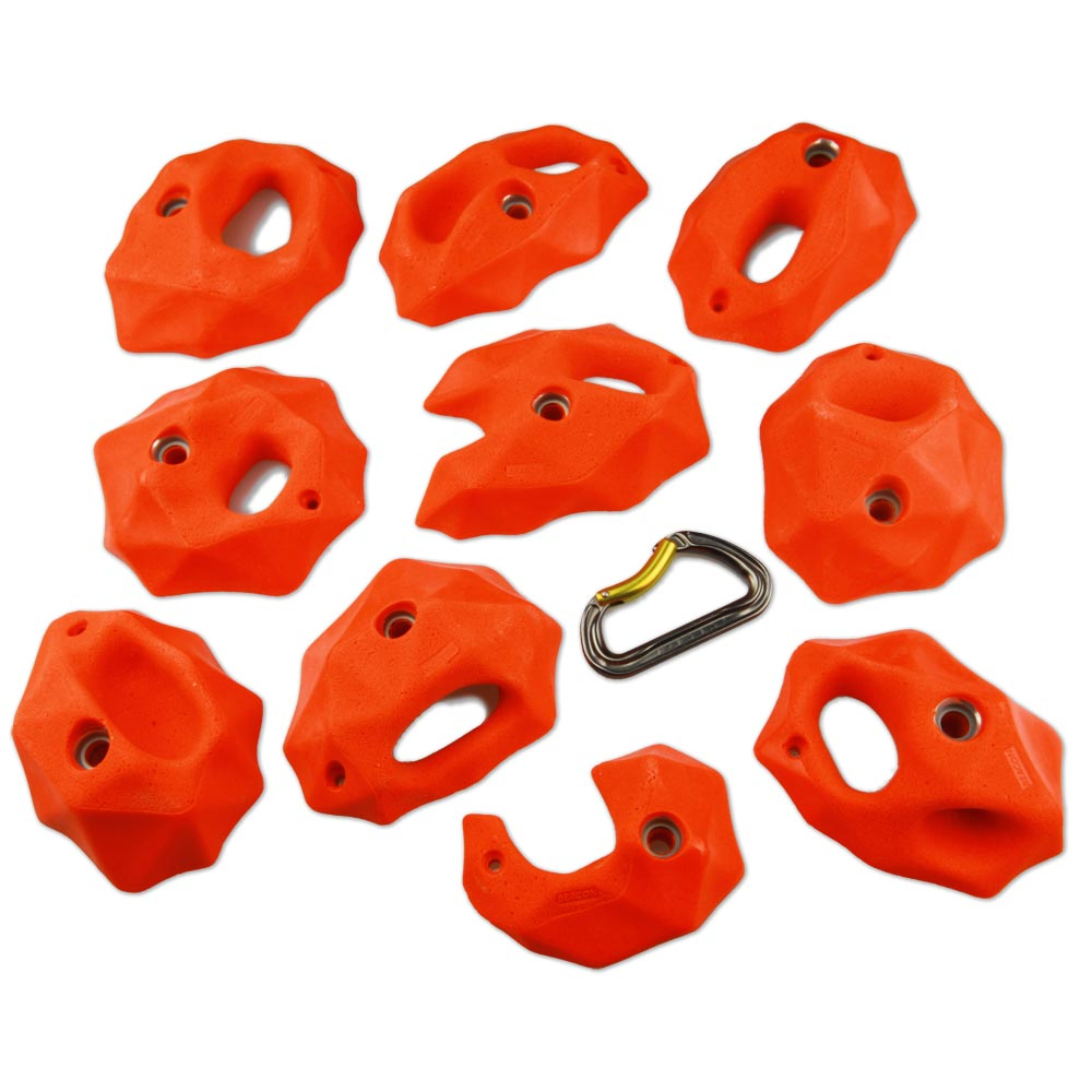 Beacon Climbing Holds : Asteroid Pockets