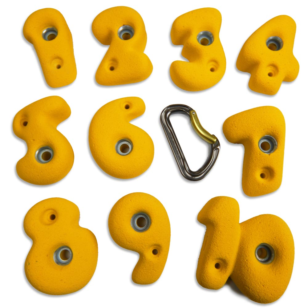 Beacon Climbing Holds : Numbers